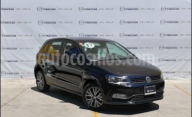Foto venta Auto usado Volkswagen Polo Hatchback 1.6L (2017) color Negro precio $200,000