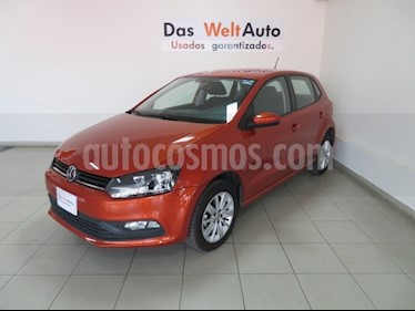 Foto venta Auto usado Volkswagen Polo Hatchback 1.6L (2018) color Naranja Cobre precio $208,408