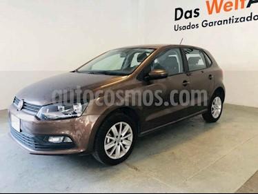 Foto venta Auto usado Volkswagen Polo Hatchback 1.6L (2018) color Marron precio $198,900
