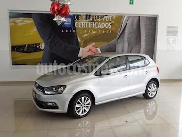 Foto Volkswagen Polo Hatchback 5p L4/1.6 Aut usado (2017) color Plata precio $190,900