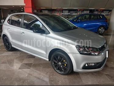 Volkswagen Polo Hatchback 5p L4/1.6 Man usado (2018) color Plata precio $187,000