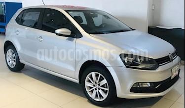 Foto venta Auto usado Volkswagen Polo Hatchback 5p L4/1.6 Man (2017) color Amarillo precio $173,000