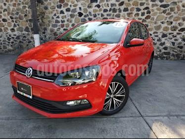 Foto venta Auto Seminuevo Volkswagen Polo Hatchback Allstar Aut (2018) color Rojo precio $225,000