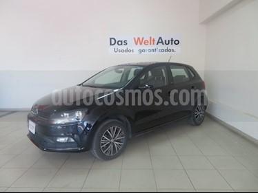 Foto venta Auto usado Volkswagen Polo Hatchback Allstar Aut (2018) color Negro Profundo precio $212,940