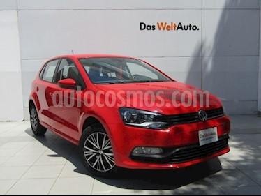 Foto venta Auto Seminuevo Volkswagen Polo Hatchback Allstar Aut (2018) color Rojo Flash precio $225,000