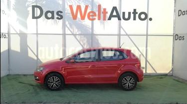 Foto venta Auto usado Volkswagen Polo Hatchback Allstar (2018) color Rojo precio $219,000