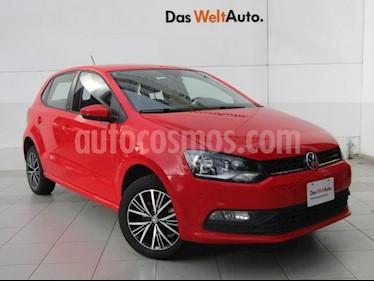Foto venta Auto Seminuevo Volkswagen Polo Hatchback Allstar (2018) color Rojo Flash precio $199,000