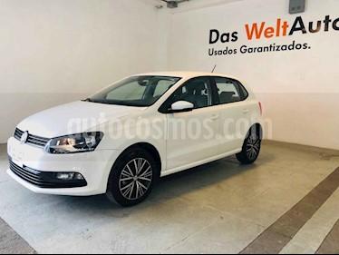 Foto venta Auto usado Volkswagen Polo Hatchback Allstar (2018) color Blanco precio $225,000