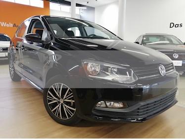 Foto venta Auto usado Volkswagen Polo Hatchback Allstar (2018) color Negro Profundo precio $199,000
