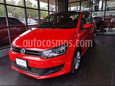 Foto venta Auto usado Volkswagen Polo Hatchback Comfortline Aut (2014) color Rojo Flash precio $142,000