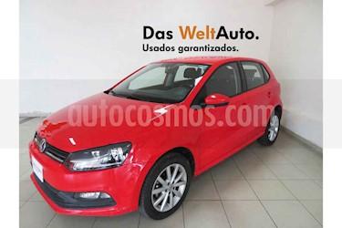 Foto Volkswagen Polo Hatchback Design & Sound usado (2019) color Rojo precio $201,155