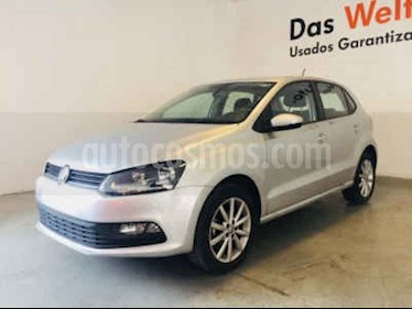 foto Volkswagen Polo Hatchback Design & Sound usado (2019) color Plata precio $217,620