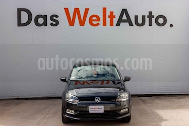 Foto Volkswagen Polo Hatchback Design & Sound usado (2019) color Gris precio $211,000