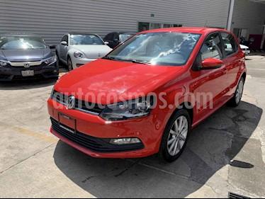 Foto Volkswagen Polo Hatchback Design & Sound usado (2019) color Rojo precio $220,000