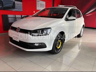 Foto Volkswagen Polo Hatchback Design & Sound usado (2019) color Blanco precio $205,000