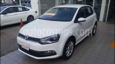 Foto Volkswagen Polo Hatchback Design & Sound usado (2019) color Blanco precio $216,000