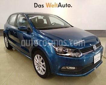 Foto venta Auto usado Volkswagen Polo Hatchback Design & Sound (2019) color Azul precio $212,000