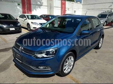 Foto Volkswagen Polo Hatchback Design & Sound usado (2019) color Azul precio $220,000