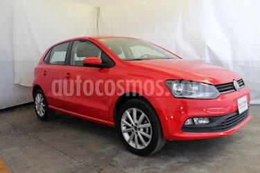 Foto venta Auto usado Volkswagen Polo Hatchback Design & Sound (2019) color Rojo precio $215,000
