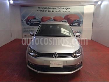 Foto venta Auto usado Volkswagen Polo Hatchback Design & Sound (2019) color Plata Reflex precio $219,000