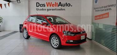 Foto Volkswagen Polo Hatchback Design & Sound usado (2019) color Rojo precio $249,000