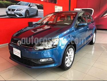 Foto venta Auto usado Volkswagen Polo Hatchback Design & Sound (2019) color Azul precio $194,314