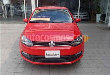 Foto Volkswagen Polo Hatchback Design & Sound usado (2019) color Rojo precio $216,000