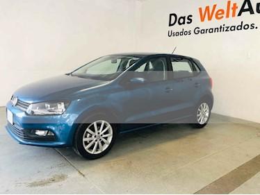 Foto venta Auto usado Volkswagen Polo Hatchback Design & Sound (2019) color Azul precio $189,273