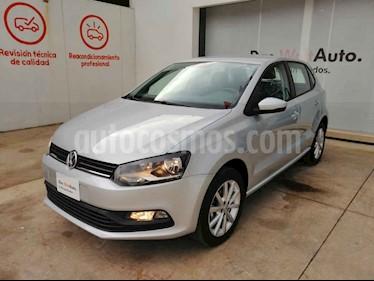 Foto venta Auto usado Volkswagen Polo Hatchback Design & Sound (2019) color Plata precio $217,000
