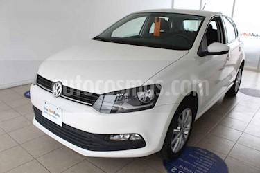 Volkswagen Polo Hatchback Disign & Sound Tiptronic usado (2019) color Blanco precio $230,000