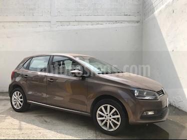Foto Volkswagen Polo Hatchback Disign & Sound Tiptronic usado (2019) color Marron precio $235,000