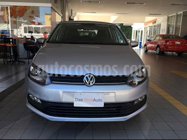 Foto Volkswagen Polo Hatchback Disign & Sound Tiptronic usado (2019) color Plata Reflex precio $218,000