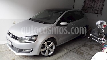 Volkswagen Polo Hatchback Highline usado (2013) color Plata Reflex precio $160,000