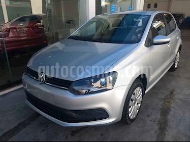 Volkswagen Polo Hatchback Startline usado (2019) color Plata precio $179,900