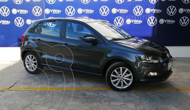 Foto Volkswagen Polo Hatchback Design & Sound Tiptronic usado (2020) color Gris precio $245,000