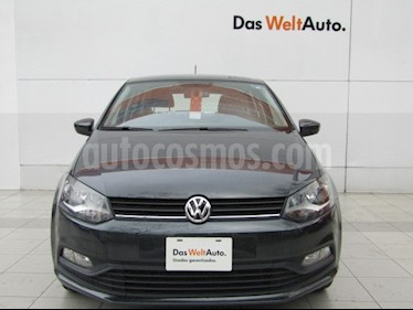 Volkswagen Polo Hatchback Disign & Sound Tiptronic usado (2019) color Gris Carbono precio $222,000