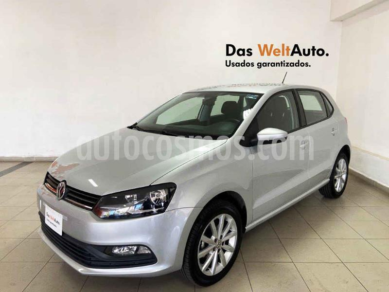 Volkswagen Polo Hatchback Disign & Sound Tiptronic usado (2020) color Plata precio $228,814