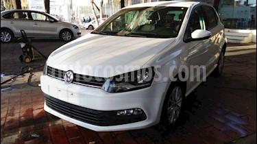 Volkswagen Polo Hatchback 1.6L Tiptronic usado (2018) color Blanco precio $158,900