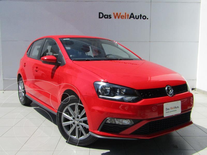 Foto Volkswagen Polo Hatchback Comfortline Plus Tiptronic usado (2020) color Rojo Flash precio $263,000