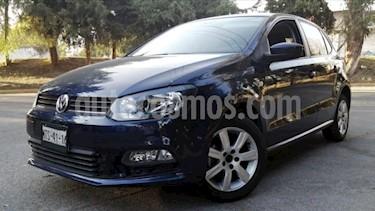 Volkswagen Polo Hatchback 5P HB 1.6L TM5 RA-15 usado (2015) color Azul precio $135,000