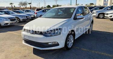 Volkswagen Polo Hatchback 1.6L Tiptronic usado (2018) color Blanco precio $152,800