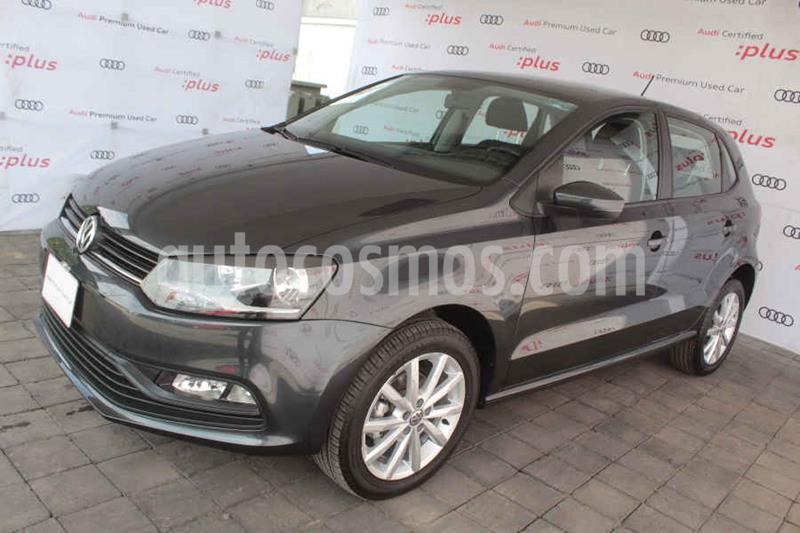 Volkswagen Polo Hatchback Disign & Sound Tiptronic usado (2019) color Gris precio $205,000
