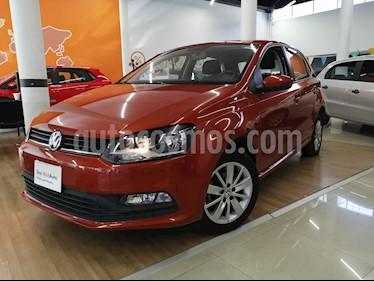 Volkswagen Polo Hatchback 1.6L Tiptronic usado (2018) color Naranja Cobre precio $205,000