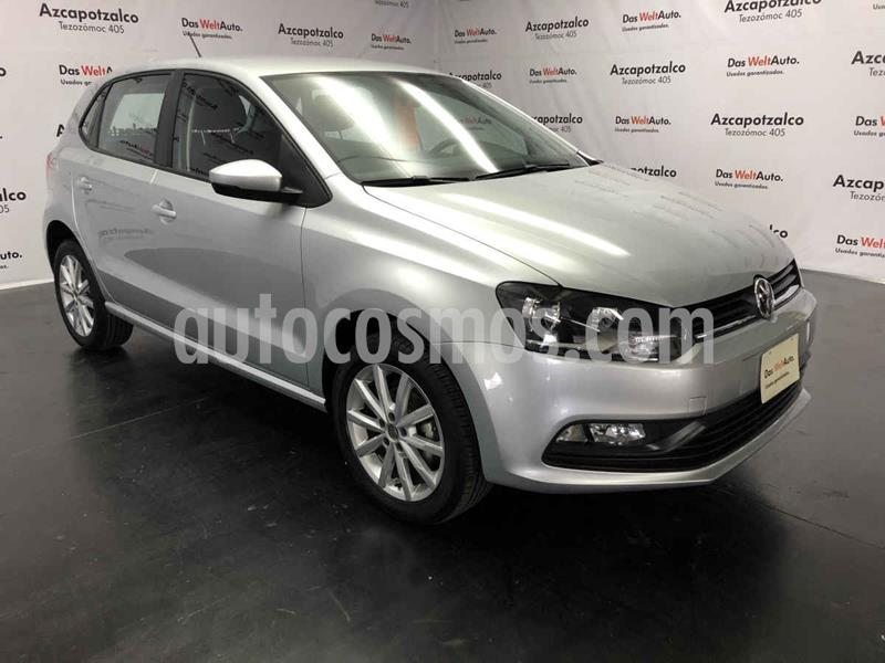 Volkswagen Polo Hatchback Disign & Sound Tiptronic usado (2020) color Plata precio $234,990