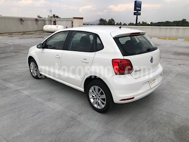 Volkswagen Polo Hatchback Design & Sound usado (2019) color Blanco precio $215,000