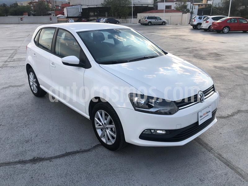 Volkswagen Polo Hatchback Design & Sound usado (2020) color Blanco Candy precio $225,000