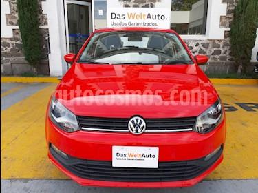 Volkswagen Polo Hatchback Design & Sound usado (2019) color Rojo precio $205,000
