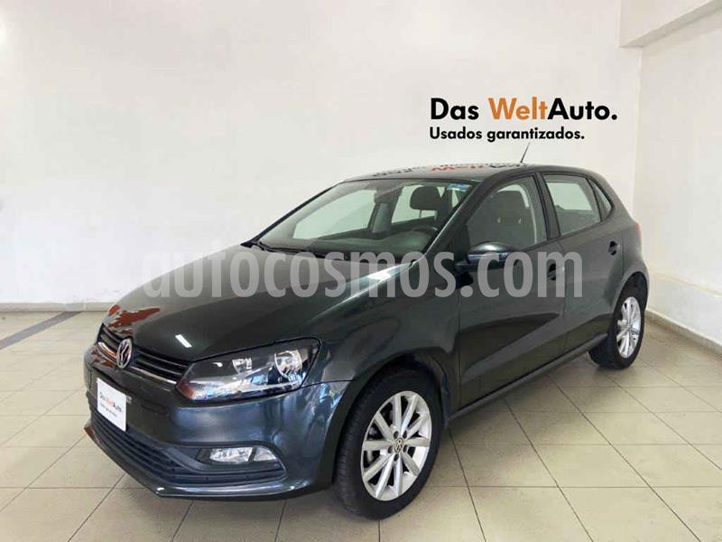Volkswagen Polo Hatchback Disign & Sound Tiptronic usado (2020) color Gris precio $216,556