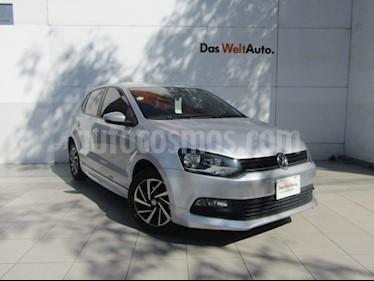 Volkswagen Polo Hatchback Sound usado (2018) color Plata Reflex precio $179,000