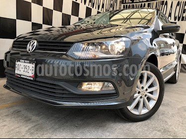 Volkswagen Polo Hatchback Disign & Sound Tiptronic usado (2020) color Gris Carbono precio $233,000